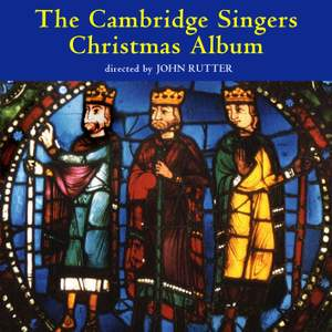 The Cambridge Singers Christmas Album Product Image