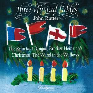 Rutter - Three Musical Fables Product Image