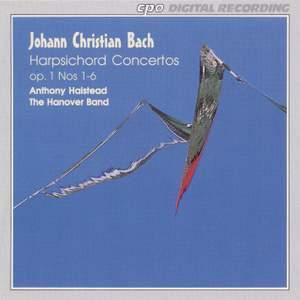 Bach, J C: Harpsichord Concertos Op. 1 Nos. 1-6