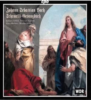 Bach - Schemellis Gesangbuch