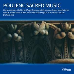 Sacred Music of Poulenc