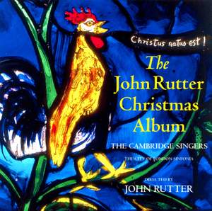 The John Rutter Christmas Album Product Image