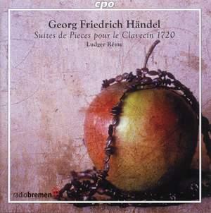Handel: Keyboard Suites (Suites de pièce) Vol. 1, HWV 426-433