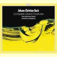 Johann Christian Bach: Complete Opera Overtures