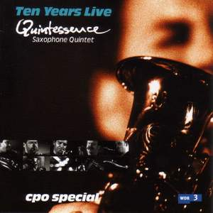 Quintessence - Ten Years Live Product Image