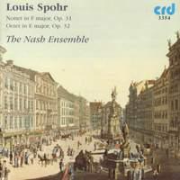 Spohr: Octet in E major, Op. 32, etc.
