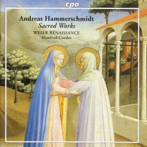 Andreas Hammerschmidt - Sacred Works Product Image