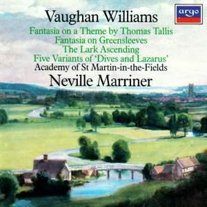 Vaughan Williams - Fantasias Product Image
