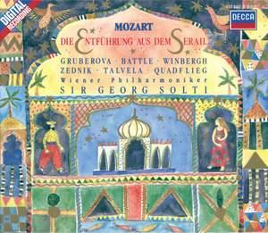 Mozart: Die Entführung aus dem Serail, K384 Product Image