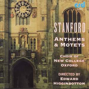 Stanford - Anthems and Motets