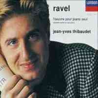 Ravel - Complete works for solo piano
