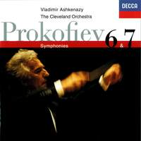 Prokofiev: Symphony Nos. 6 & 7