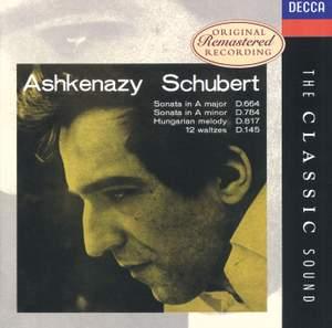 Schubert: Piano Sonatas Nos. 13 (D664) & 14 (D784), etc.