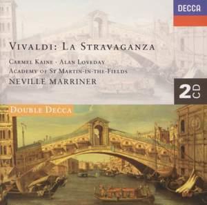 Vivaldi: La stravaganza - 12 concerti, Op. 4 Product Image