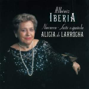Albéniz: Iberia, books 1-4 & Suite española No. 1, Op. 47