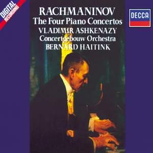 Rachmaninov: Piano Concertos Nos. 1-4