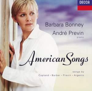 Barbara Bonney - American Songs