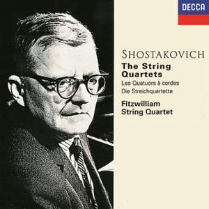 Shostakovich: Complete String Quartets Product Image