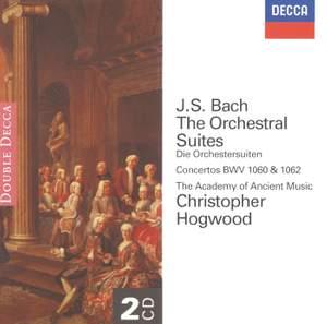 Bach - Orchestral suites
