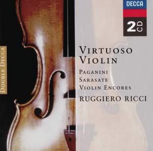 Virtuoso Violin - The Art of Ruggiero Ricci