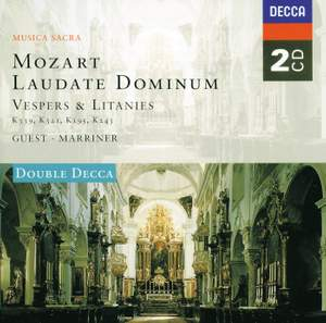 Mozart - Laudate Dominum