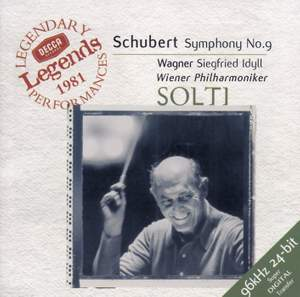 Schubert: Symphony No. 9 in C major, D944 'The Great', etc.