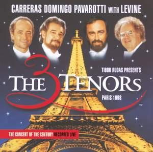 The Three Tenors, Paris 1998