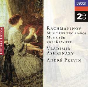 Rachmaninov - Music for Two Pianos Product Image