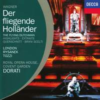 Wagner: Der Fliegende Holländer: highlights