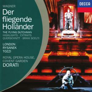 Wagner: Der Fliegende Holländer: highlights