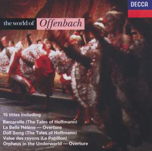 The World of Offenbach