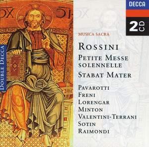 Rossini - Sacred Music Product Image