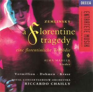 A Florentine Tragedy Product Image