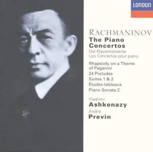 Rachmaninov - The Piano Concertos