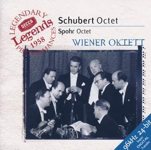 Schubert: Octet in F major, D803, etc.