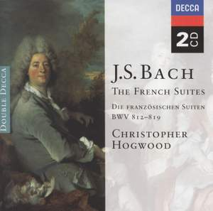 J S Bach - The French Suites