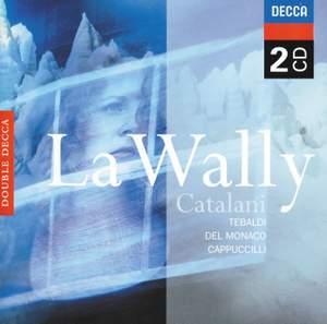 Catalani: La Wally Product Image