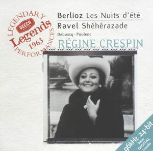 Régine Crespin - French Songs