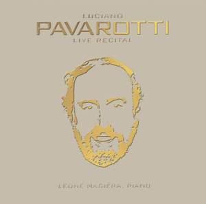 Pavarotti Live Recital