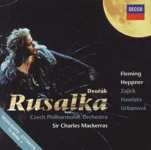Dvořák: Rusalka, Op. 114 (highlights) Product Image