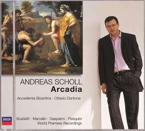 Andreas Scholl - Arcadia