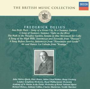 British Music Collection - Frederick Delius