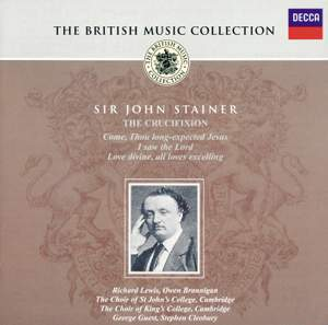 British Music Collection - Sir John Stainer - The Crucifixion