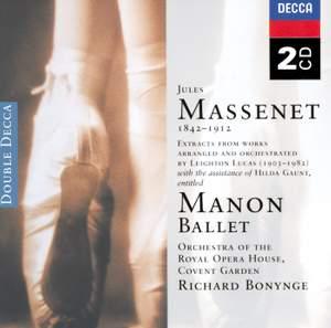 Massenet: Manon: ballet Product Image