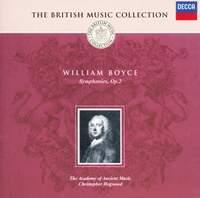 British Music Collection - William Boyce
