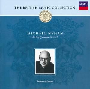 British Music Collection - Michael Nyman