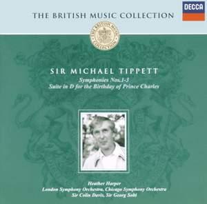 British Music Collection - Sir Michael Tippett