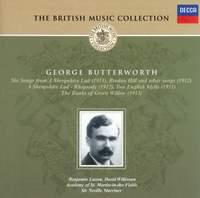 British Music Collection: George Butterworth