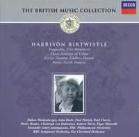 British Music Collection - Harrison Birtwistle