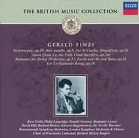 British Music Collection - Gerald Finzi